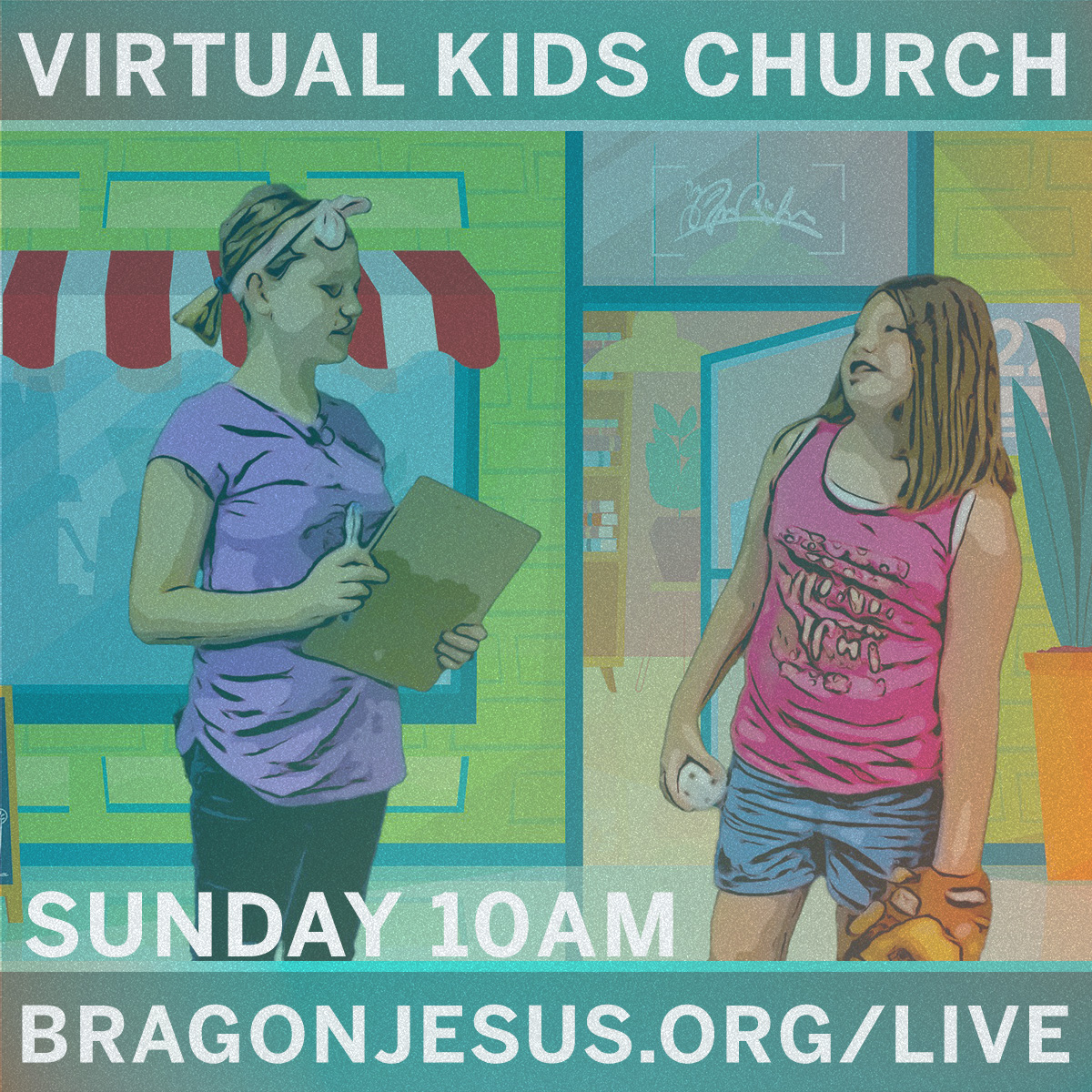 Virtual Kids Church Regina Rulebook 1