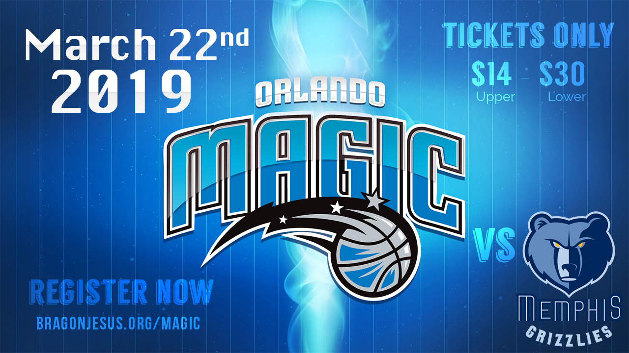 DAC family fun night Magic vs Grizzlies