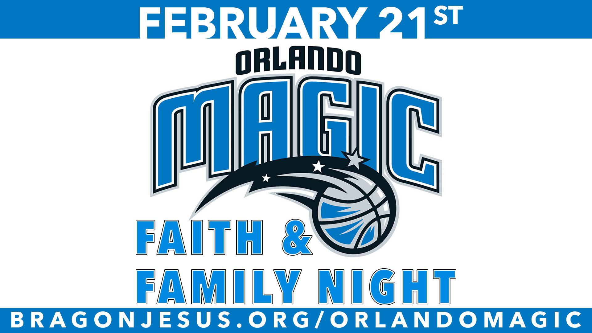 Orlando Magic Fatih Family Night 2020