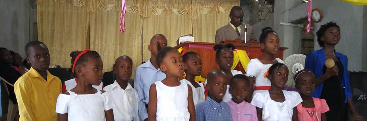 Berean Alliance Church and School in Haiti