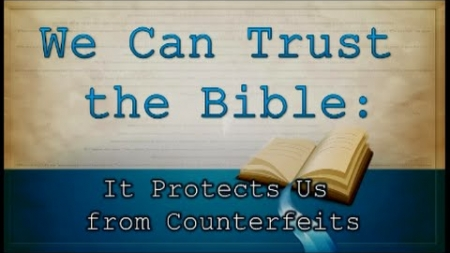 It Protects Us From Counterfeits