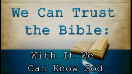 With It We Can Know God