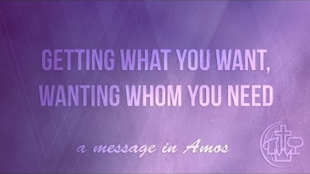 Getting What You Want, Wanting Whom You Need
