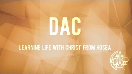 Learning Life with Christ from Hosea