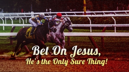 Bet On Jesus