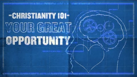 Your Great Opportunity