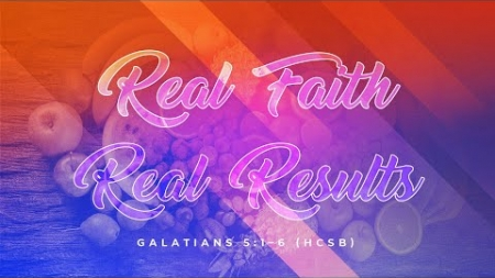 Real Faith Real Results