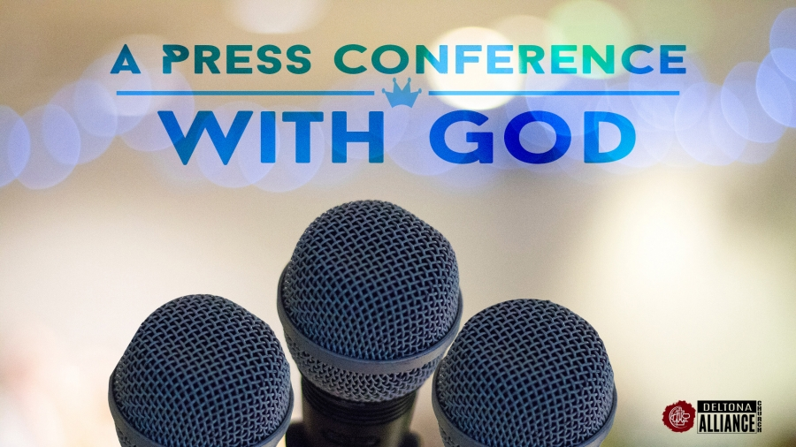 Press Conference With God