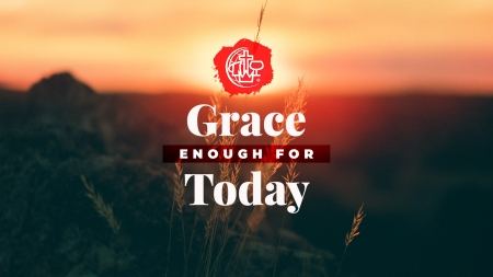 Grace Enough for Today
